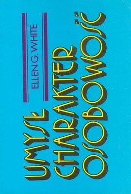 Okładka książki Umysł Charakter Osobowość