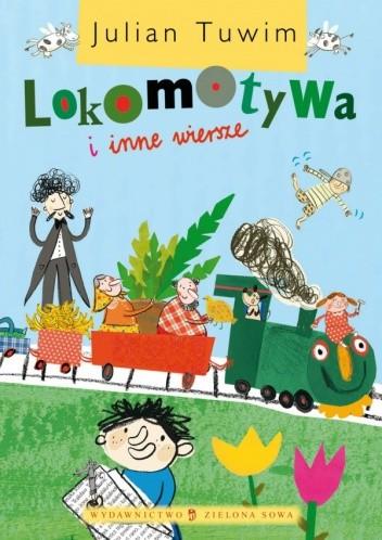 Okładka książki Lokomotywa i inne wiersze