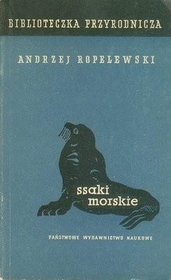 Okładka książki Ssaki morskie