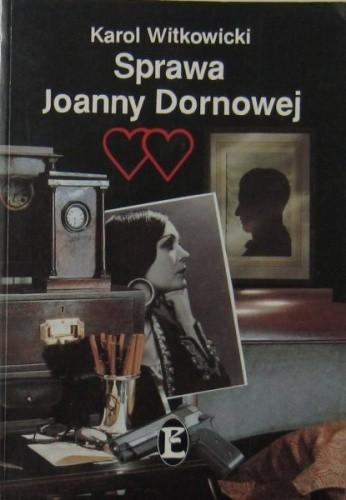 Okładka książki Sprawa Joanny Dornowej