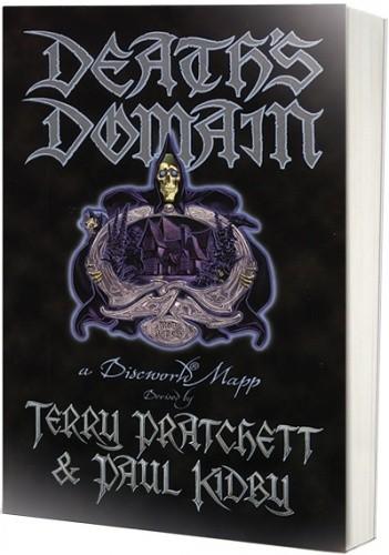 Okładka książki Death's Domain: A Discworld Mapp