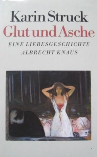 Okładka książki Glut und Asche