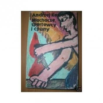 Okładka książki Wąchacze, sportowcy i ćpuny