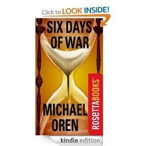 Okładka książki Six Days of War