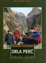 Okładka książki Orla Perć. Przewodnik wysokogórski