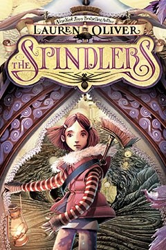 Okładka książki The Spindlers