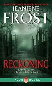 Okładka książki Reckoning