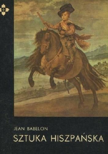Okładka książki Sztuka hiszpańska