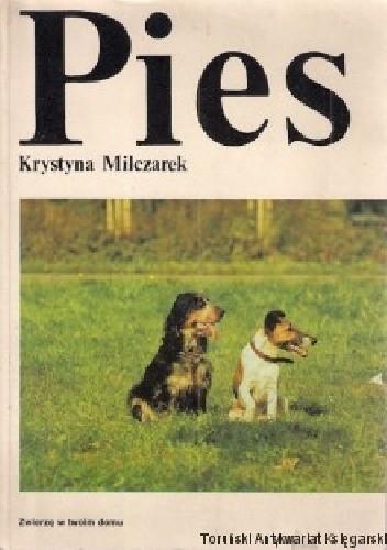 Okładka książki Pies