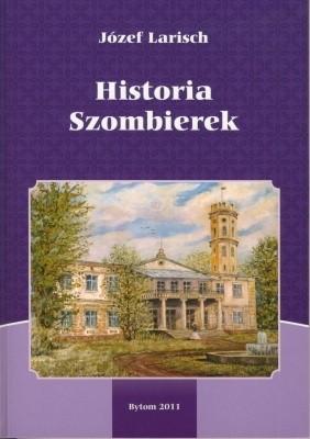 Okładka książki Historia Szombierek