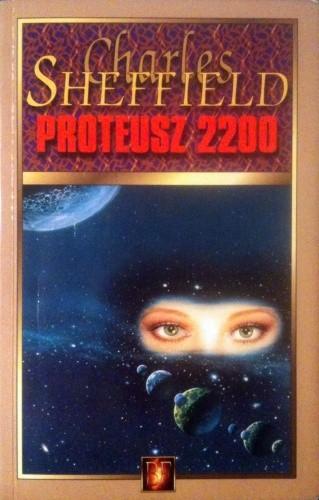 Okładka książki Proteusz 2200