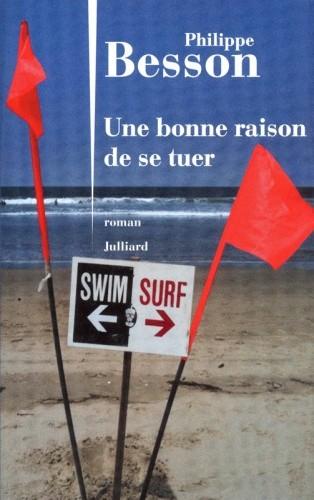 Okładka książki Une bonne raison de se tuer