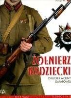 Okładka książki Żołnierz radziecki drugiej wojny światowej