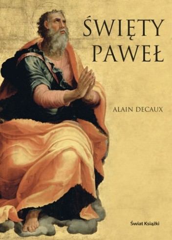 Okładka książki Święty Paweł