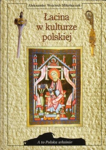 Okładka książki Łacina w kulturze polskiej