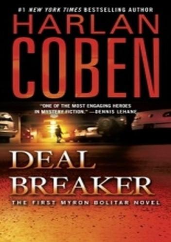 Okładka książki Deal Breaker