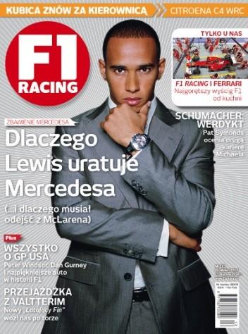 Okładka książki F1 racing nr 101