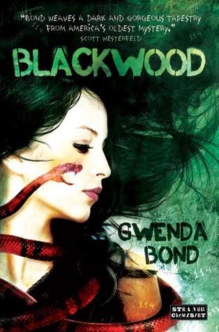 Okładka książki Blackwood