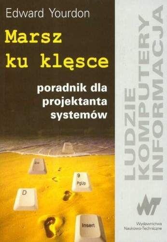 Okładka książki Marsz ku klęsce