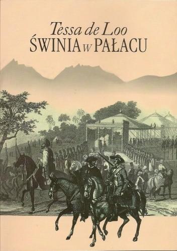 Okładka książki Świnia w pałacu