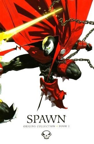 Okładka książki Spawn. Origins Collection - book 2