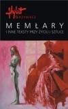 Okładka książki Memłary i inne teksty przy życiu i sztuce