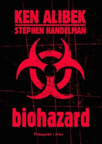 Okładka książki Biohazard