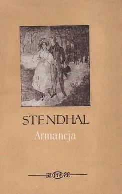 Okładka książki Armancja