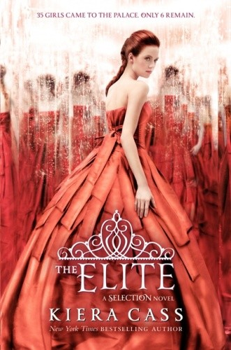 Okładka książki The Elite