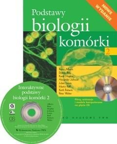 Okładka książki Podstawy biologii komórki (część 2)