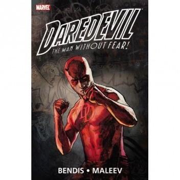 Okładka książki Daredevil by Brian Michael Bendis and Alex Maleev Ultimate Collection Book 2