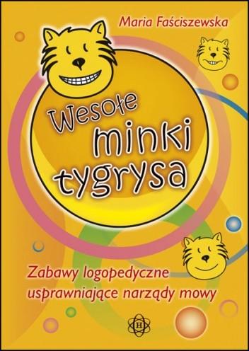 Okładka książki Wesołe minki tygrysa