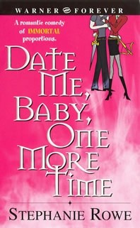 Okładka książki Date Me, Baby, One More Time