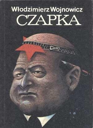 Okładka książki Czapka