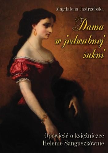 Okładka książki Dama w jedwabnej sukni