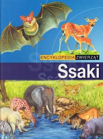 Okładka książki Encyklopedia zwierząt. Ssaki
