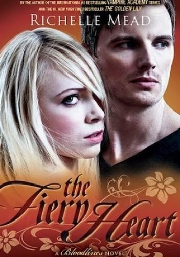 Okładka książki The Fiery Heart