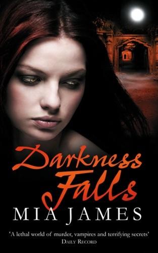 Okładka książki Darkness Falls