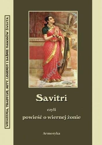 Okładka książki Savitri