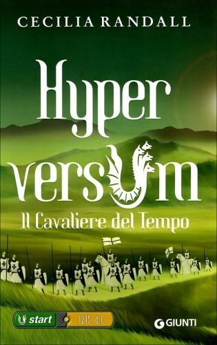 Okładka książki Hyperversum. Il cavaliere del tempo