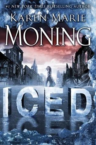 Okładka książki Iced