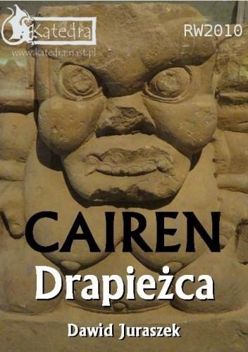 Okładka książki Cairen. Drapieżca