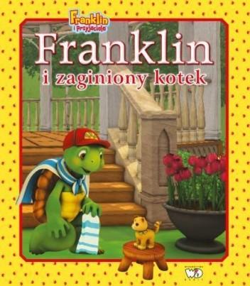 Okładka książki Franklin i zaginiony kotek