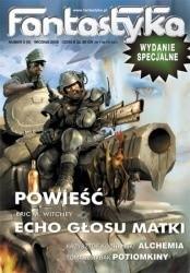 Okładka książki Fantastyka - Wydanie Specjalne 1 (6)/2005