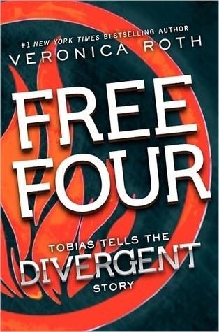 Okładka książki Free Four. Tobias Tells the Story