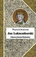 Okładka książki Jan Luksemburski