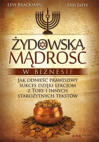 Okładka książki Żydowska mądrość w biznesie