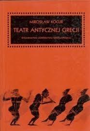 Okładka książki Teatr antycznej Grecji