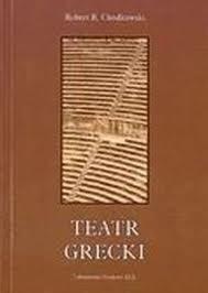 Okładka książki Teatr grecki