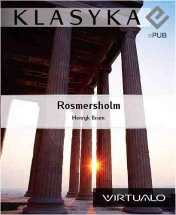 Okładka książki Rosmersholm